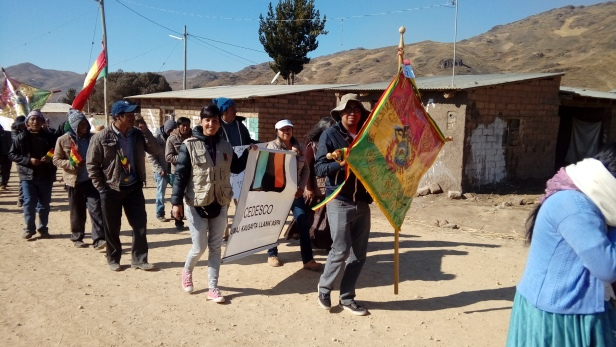 Voluntaria Castilla y León - Bolivia - MUSOL